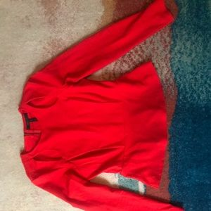 BCBG red top